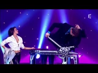 Adam Trents Split Personality -TV Performance- Le Plus Grand Cabaret Du Monde