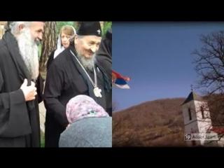 Пјесма о Луки, игуману манастира Карно код Сребренице. Пјесму је написао командант Жандармерије, а изводи је Рускиња Маша.