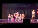 Номер Не танцуй!, где, как говорит Влада, они танцуют по-крутому Что ж, с этим не поспоришь, крутые девчонки на сцене!