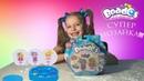Аква Мозайка BEADOS Волшебные бусины Распаковка набора День с друзьями Unpacking Видео для детей