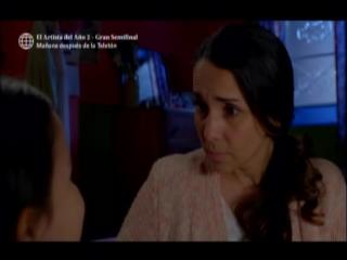 Escena de Erika Villalobos en Mi Espe Numero 44