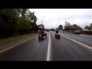 Кто быстрей трактор или мотоблок МТЗ белапус 132 VS МТЗ беларус 09Н