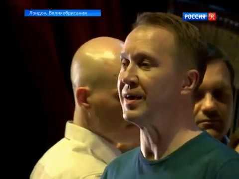 В Лондоне овациями встретили премьеру российского спектакля Прикасаемые c участием слепоглухих