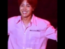 Hoseok's smiles while he's dancing have the ability to stop time itself.