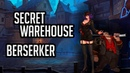 Kritika Online Secret Warehouse normal BERSERKER