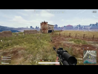 360 no scope HS AWM shot to win the game