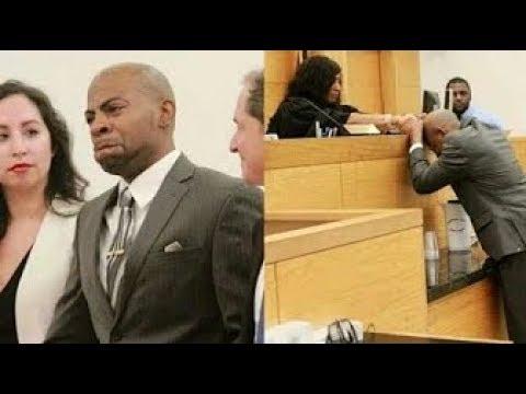 17 лет отсидел не за что Оправданный расплакался и расцеловал руки судьи