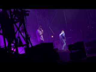 Nothing But Thieves - Amsterdam (live 14.08.2018, Sziget 2018)