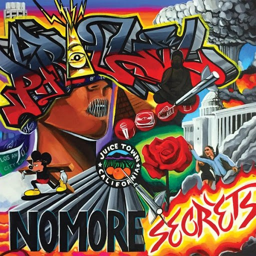 Parallel альбом No More Secrets