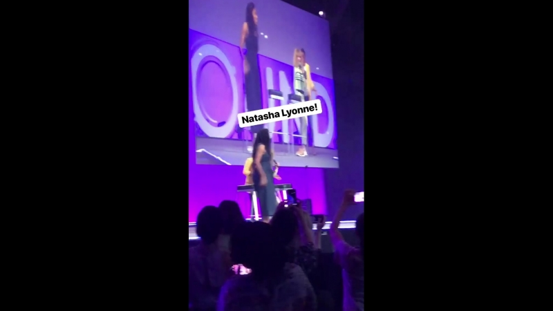 Natasha Lyonne at «Inbound18» (06.09.18)