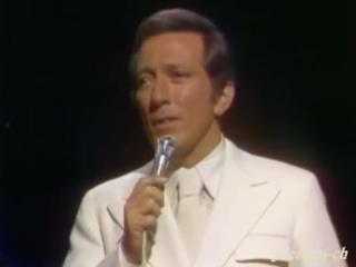 Andy Williams -(Where Do I Begin) Love Story (1971) ある愛の詩