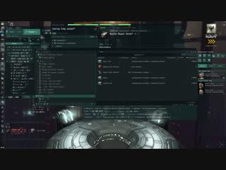 [RU] EVE Online Бездны #004 Темные неправильные фиты