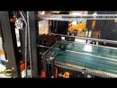 Групповая упаковка бутылок - машина ТМ-1 Автомат Прямоточный
