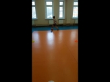 Футбол в детском саду