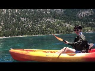 США: Дикий Запад, огненные баски и горное озеро. Часть 2