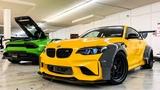 ALEX CHOI'S BMW M2 WIDEBODY DRIFT BUILD! UPGRADED TURBOS 600 HP