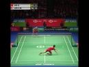 Badminton видео