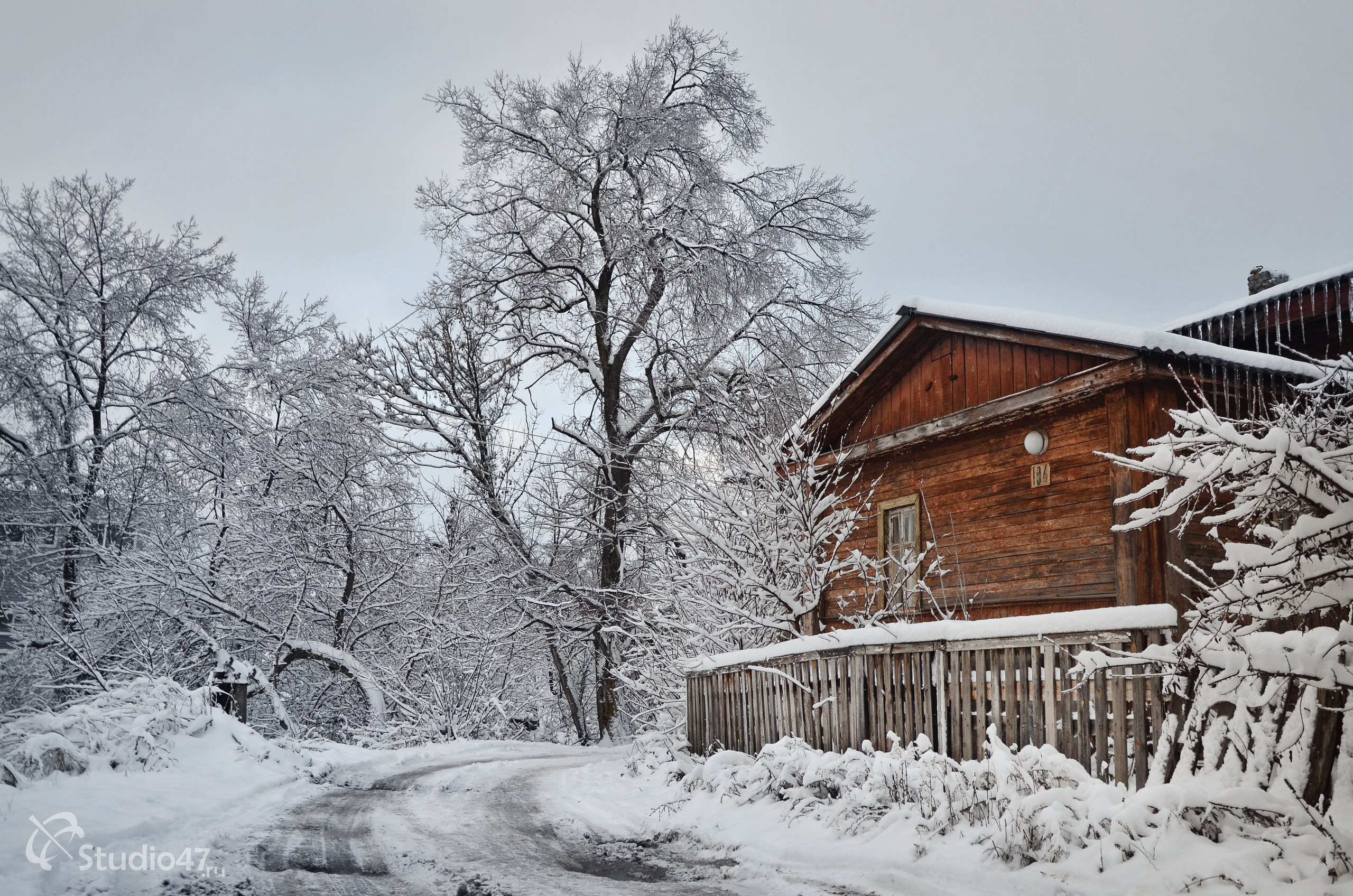 Жилой дом в Борисоглебске