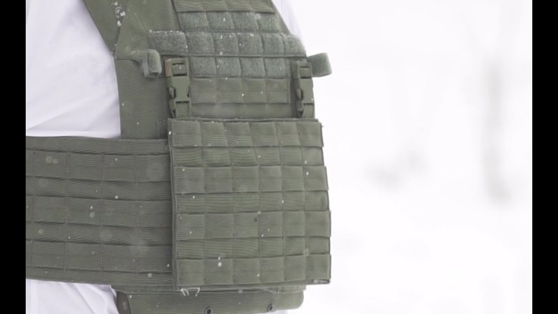 Чесний бронезахист який рятує Випробування бронежилета на собі Ukrainian Armor