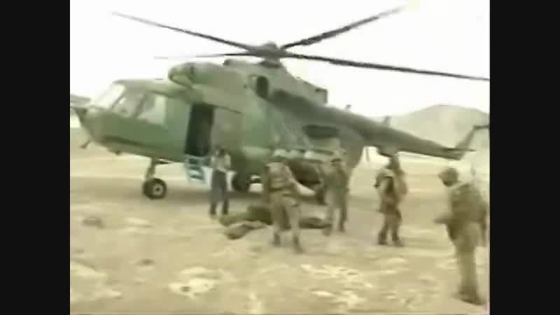 Разведрота 247 десантно-штурмового полка ВДВ. Ботлих, 14 августа 1999 г.