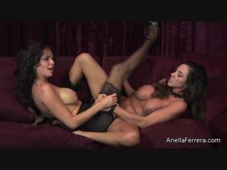 Ariella ferrera in making veronica avluv squirt [lesbian, trib] {qsrvid.90084}