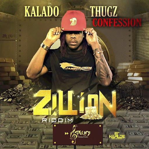 Kalado альбом Thugz Confession