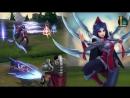 Обзор чемпиона: Ирелия | League of Legends