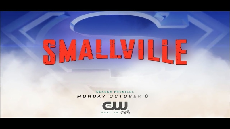 Smallville Season 11_Comic Con® 2018 Trailer_The CW