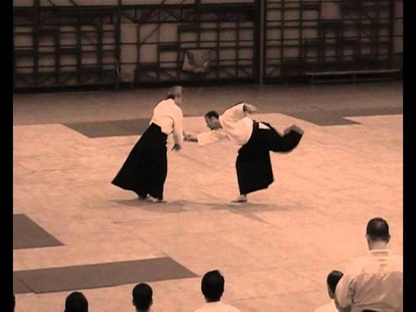 Maestro Yasunari Kitaura 8º Dan Shihan Aikido