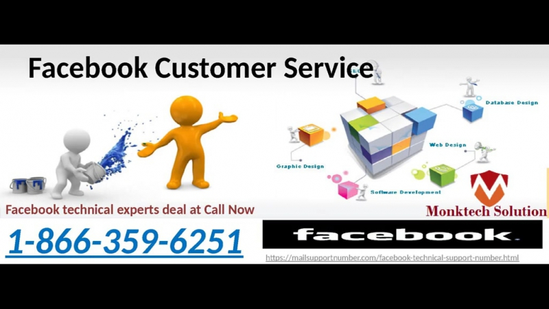 Use Facebook Customer Service 1-866-359-6251 to Maintain Your Fb Account