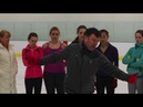 Local figure skaters learn from Brian Orser