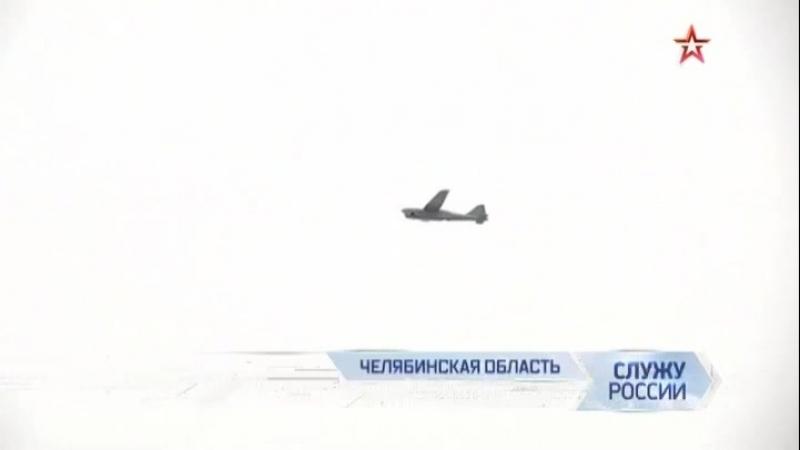 Боевые удары Ми 8 и искусная работа Орлана 10 кадры показа новых элементов боевой подготовки
