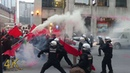Montréal: Manif du 1er mai 2018 vire au vinaigre / May Day march turns sour 5-1-2018
