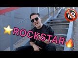 Post Malone - ROCKSTAR (На русском COVER кавер)