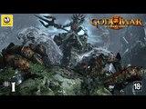 God of War III Обновленная версия Это начало конца Ч.1 PS4 PRO