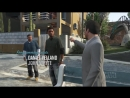 GametuneRU Прохождение Grand Theft Auto 5 GTA V - Пролог. Тревор. Майкл. Франклин №1 xbox 360