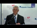 Глава Госдепа США об антироссийских санкциях