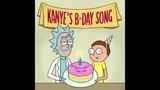 Поздравление от Рика и Морти на день рождения Канье Уэста [Рифмы и Панчи]