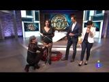 Hora punta - 181217 - Magic trick with ropes