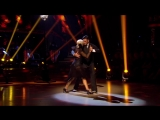 Debbie Giovanni Argentine Tango to Por Una Cabeza - Strictly Come Dancing 2017