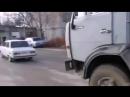 Авто приколы. Смешные случаи на дорогах!