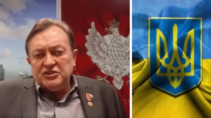 Ukraińcy w Polsce stanowią zagrożenie - Jan Potocki