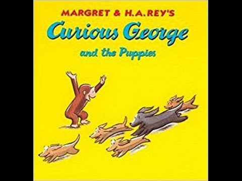 Curious George and the Puppies by H. A. Rey