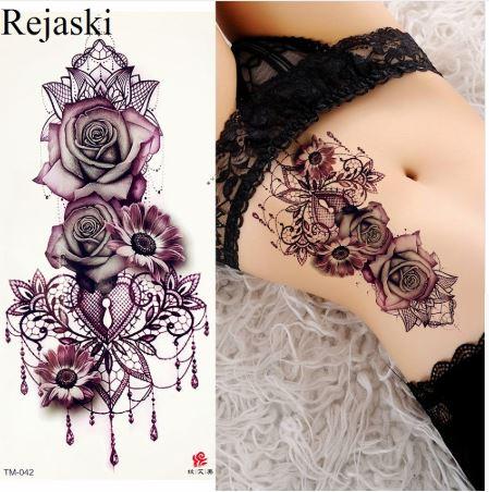 Переводная татуировка -