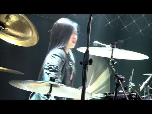 BYOB System Of Down and Final Countdown Europe LIVE Drum Cover in Youtube Awards Night