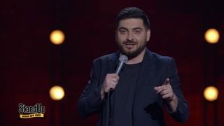 Stand Up: Роман Косицын - О честности, парковке, включении отопления и страхе выбора