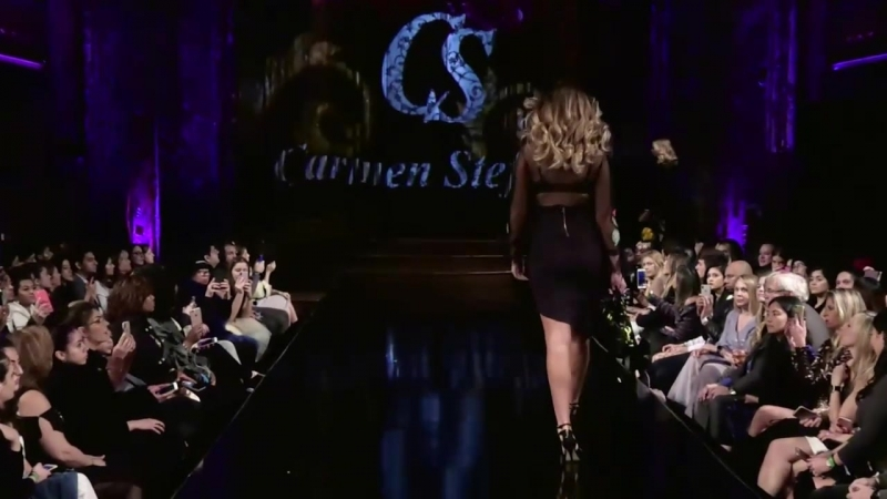 Carmen Steffens New York Fashion Week Powered by Art Hearts Fashion NYFW FW18