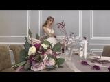 Свадебный проэкт в банкетном зале Сохо