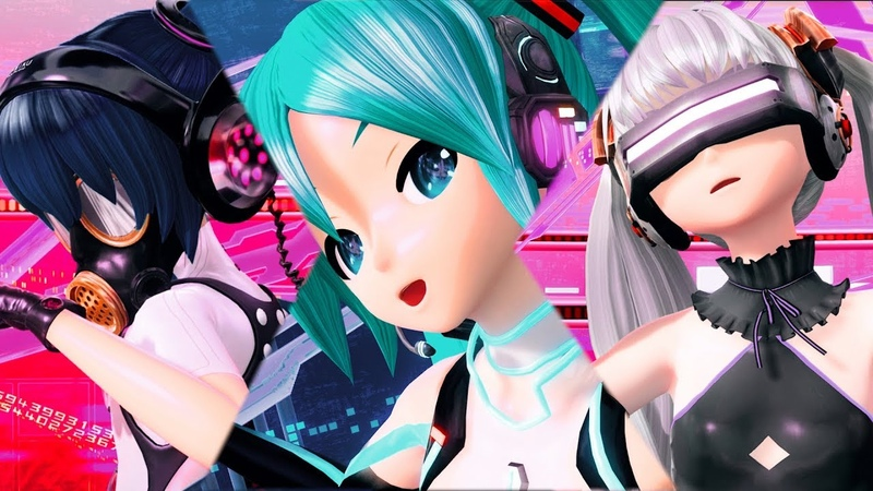 Systematic Love Σ feat REOL EX project 初音ミク Project DIVA Future Tone