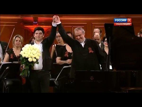 Бехзод Абдураимов - Рахманинов: концерт № 3 для фортепиано с оркестром (БЗК, 2018)